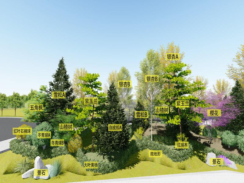 兰州园林景观规划设计公司