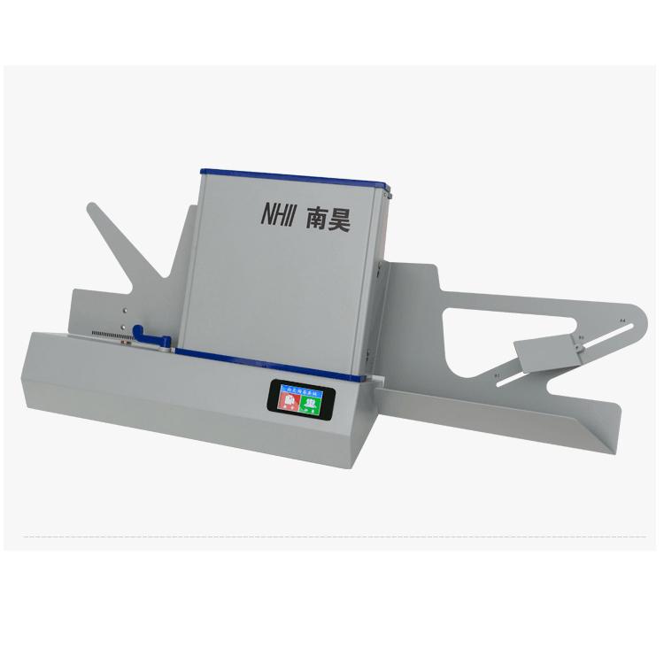 团风县阅卷机扫描答题卡过程