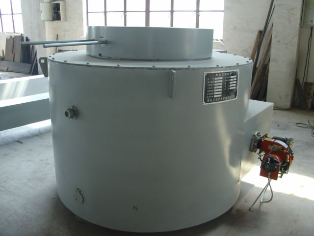 铝合金rong化炉