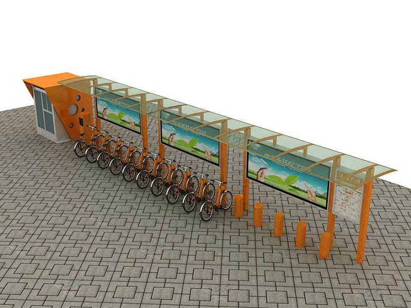 公共自行車系統