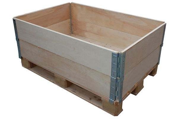 厦门钢边箱