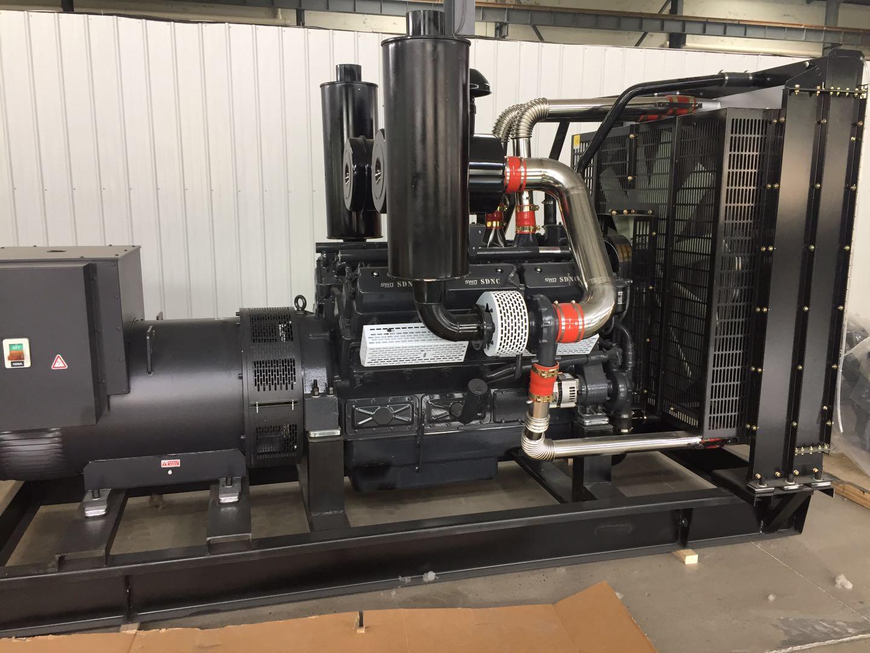 400KW柴油发电机