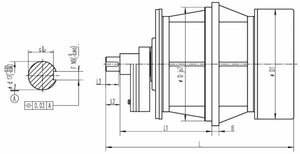 PJFL系列側板振動電機