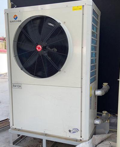 兰州空气能采暖