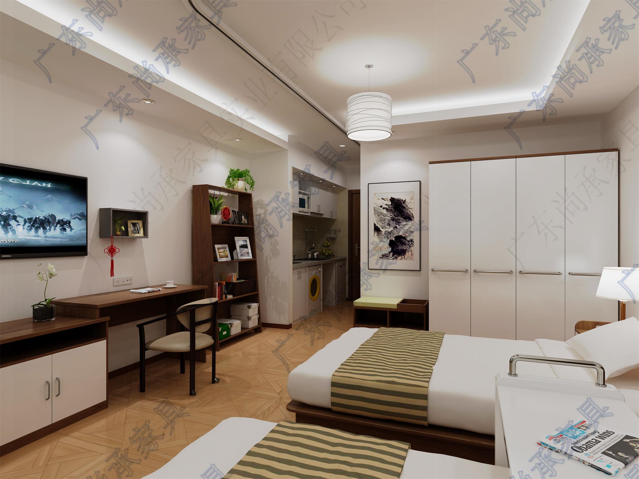 老年公寓樸素系列(標雙)
