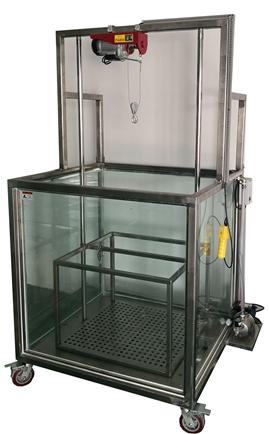防冲水试验装置(密封式)