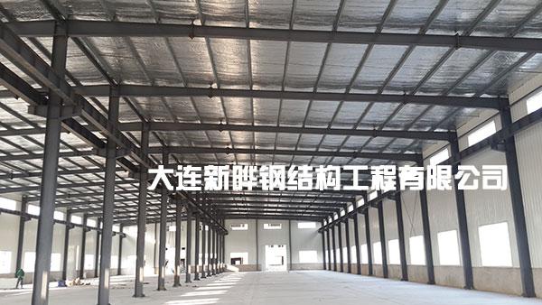 影响大连钢结构的价格因素