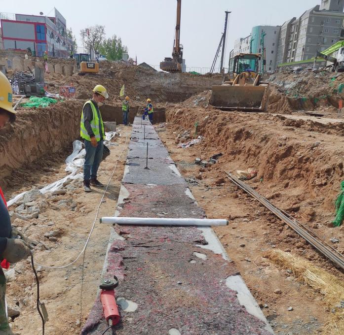 西安火车站北广场及周边市政配套工程建设运营项目