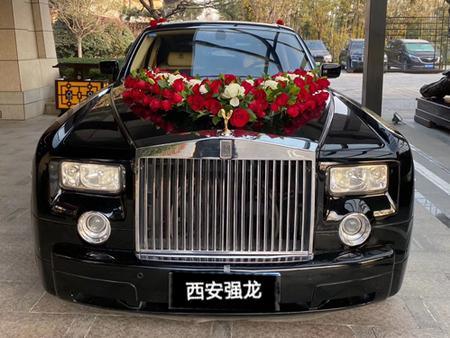 西安婚庆租车