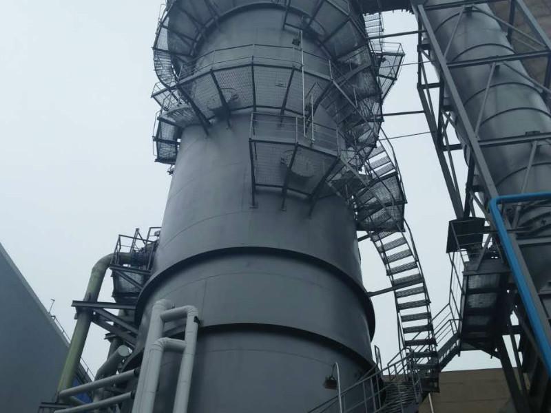 窯爐脫硫塔