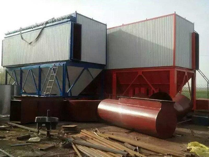 工业锅炉除尘器