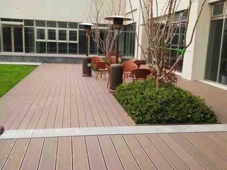 西安塑木地板