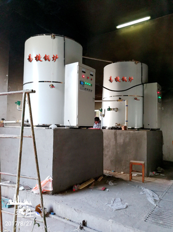 不锈钢电开水锅炉
