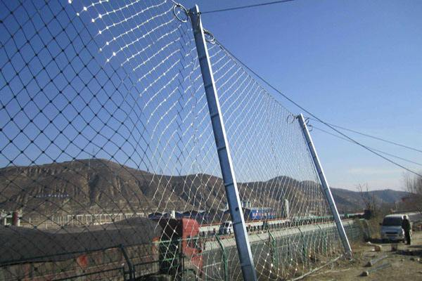 青海边坡防护网
