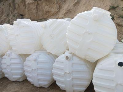 甘肅1.5噸塑料化糞池