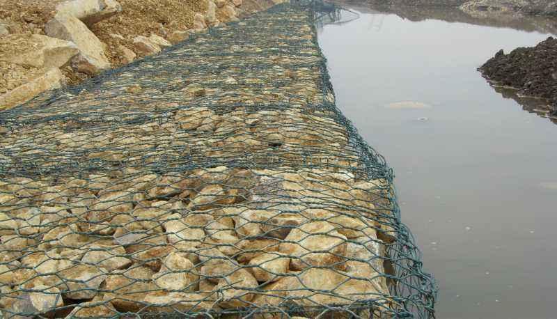 青海石笼网