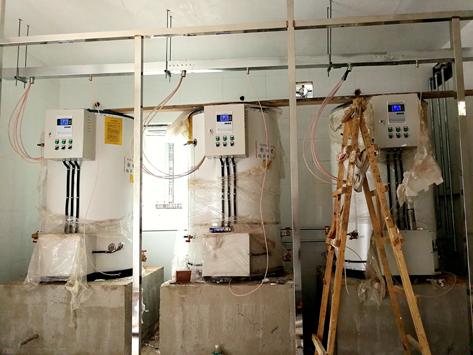 不锈钢储水电开水炉