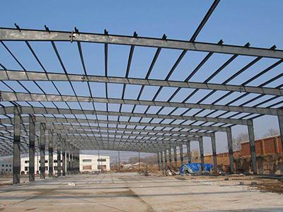甘肃钢结构厂房