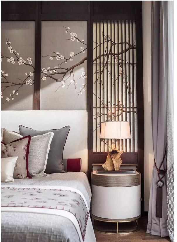 新中式的家,美的像住在畫里!
