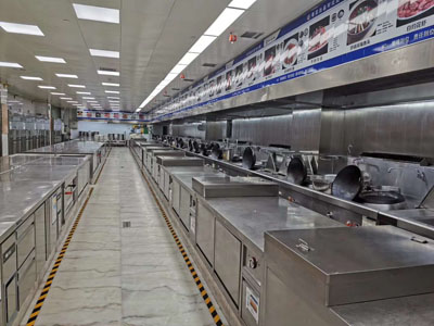 5D厨房场景