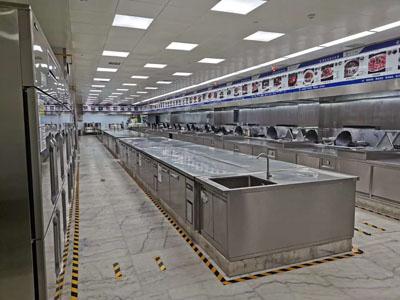 甘肃5D厨房设备