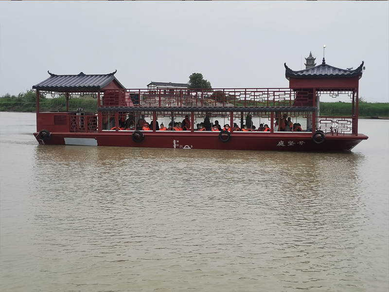 SHY1700G画舫船
