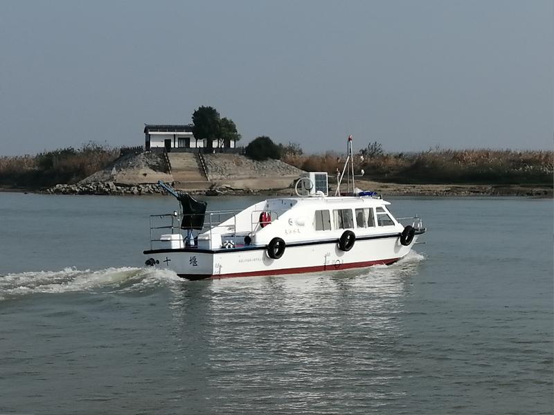 SHG1200L铝玻测量船