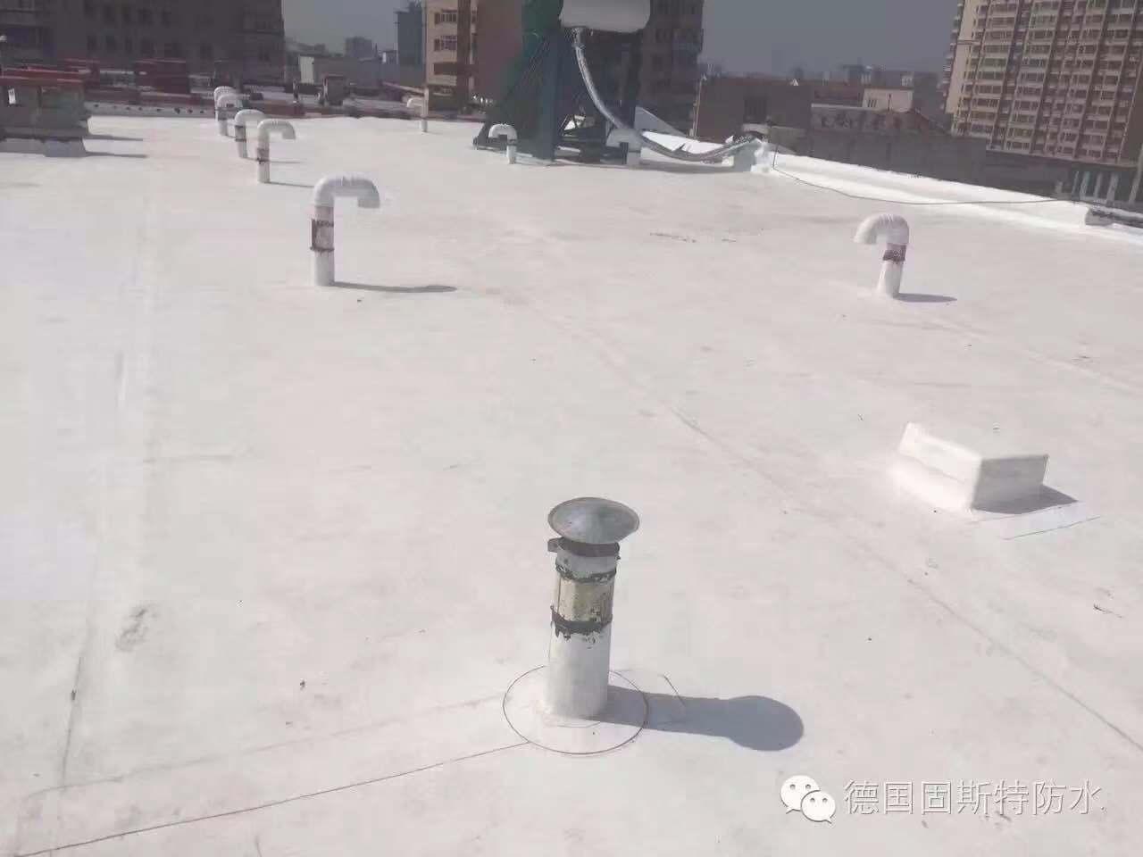 舊屋面FPO戶外袒露防水系統