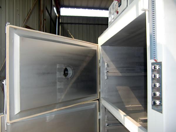 复合膜熟化室保温