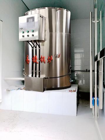 2吨电开水锅炉