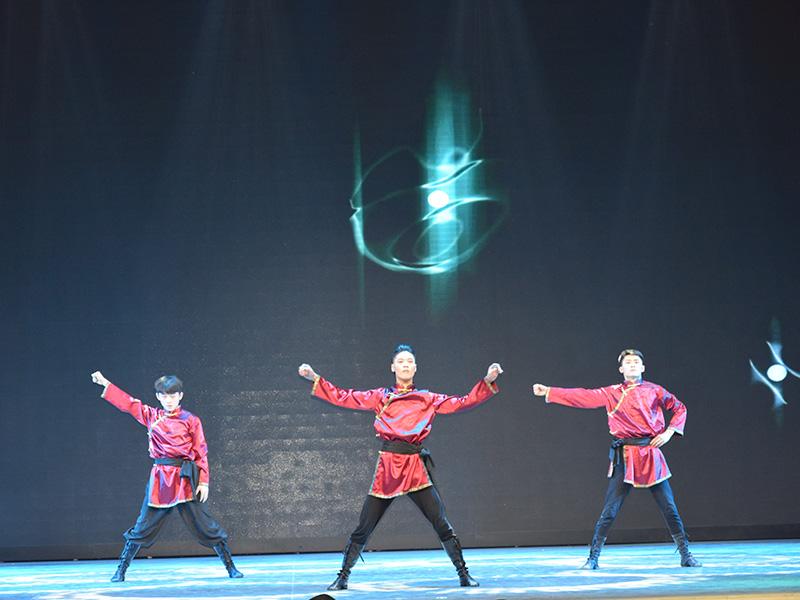 兰州舞蹈表演培训