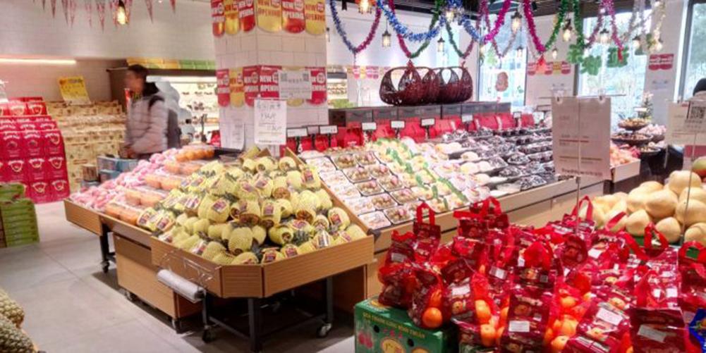 水果店裝修