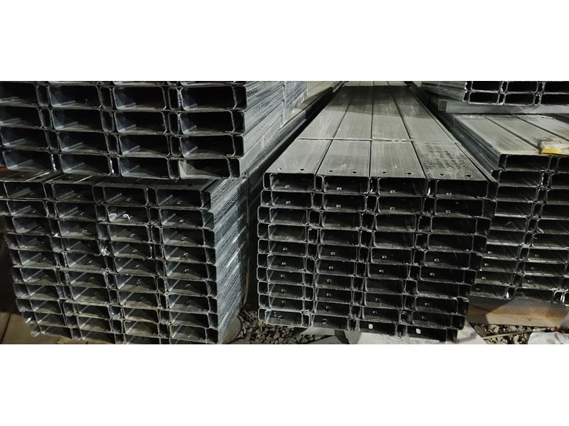 兰州C型钢加工厂