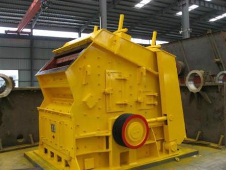 矿山机械破碎