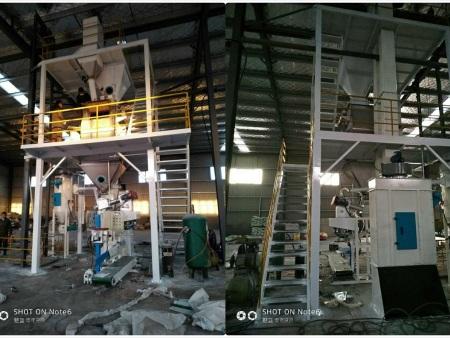 溧陽發酵飼料機組設備