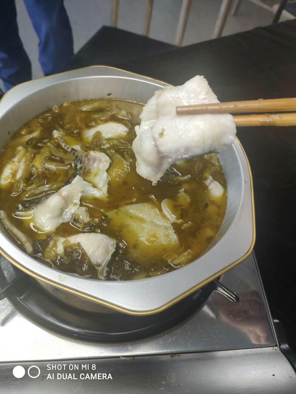 金湯酸菜魚
