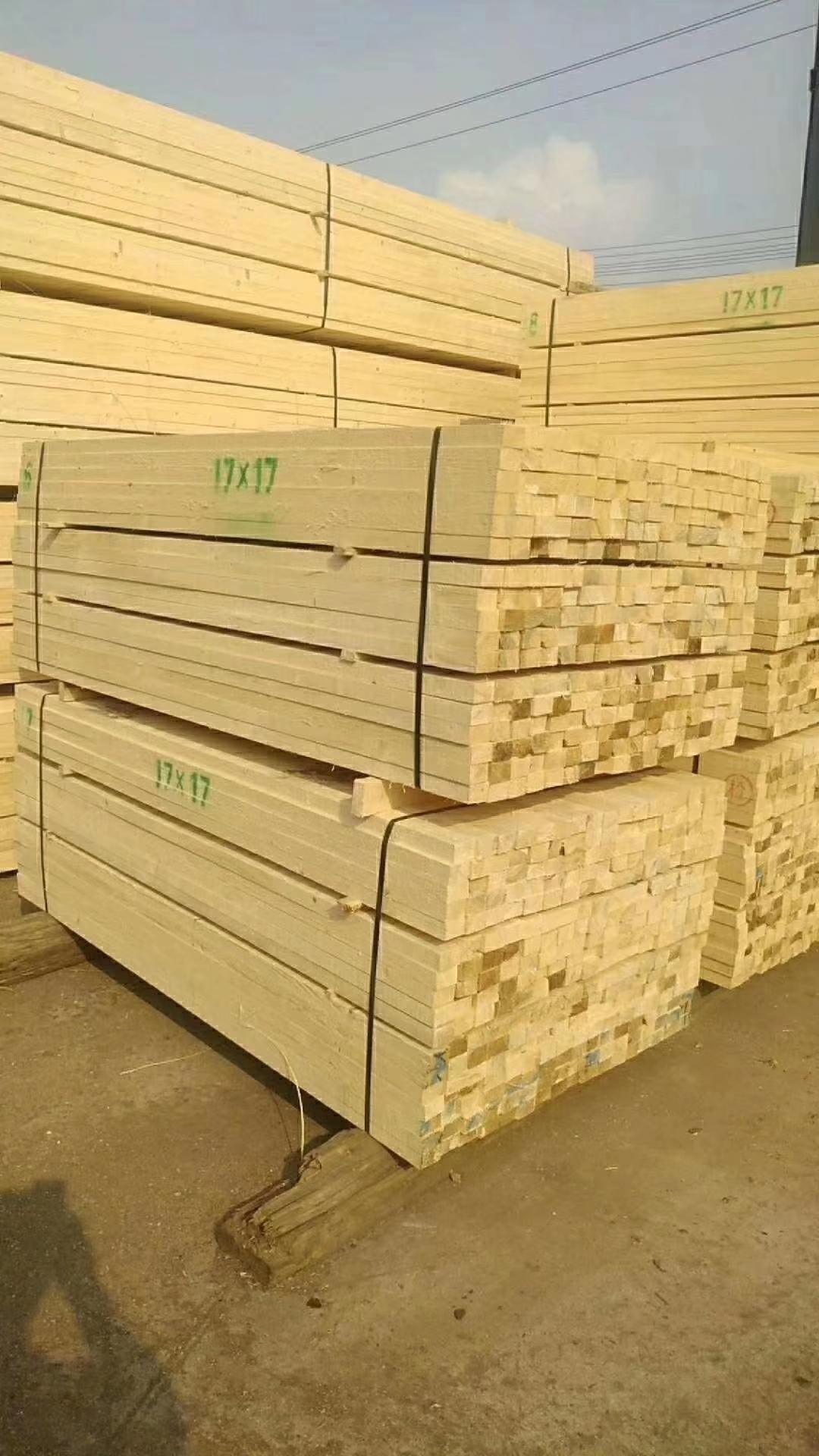 兰州木方批发厂家