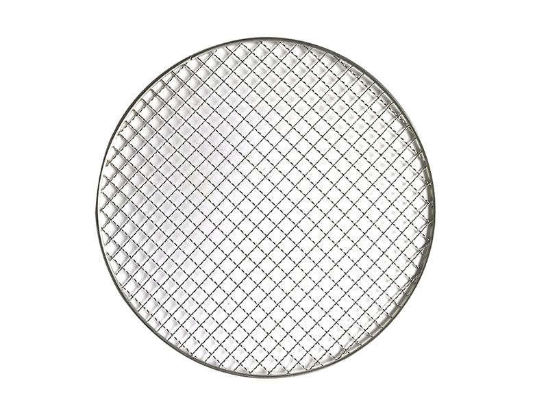 圆形烧烤网