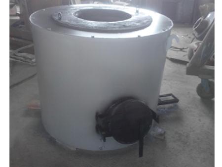 燃气熔铝炉
