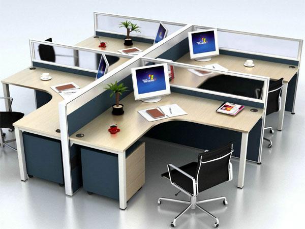 河南员工办公桌