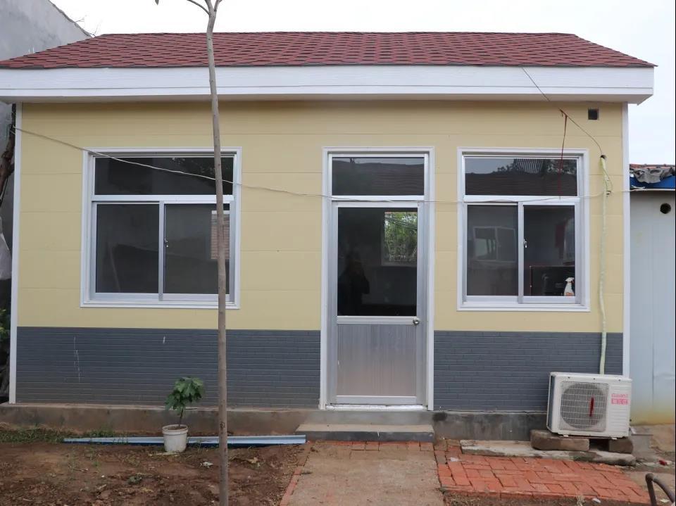 装配式轻钢房屋