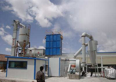 巩义市祥羽年产6万吨氧化钙项目