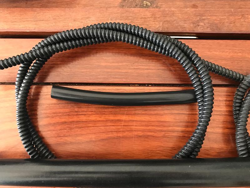 铁氟龙导电波纹管