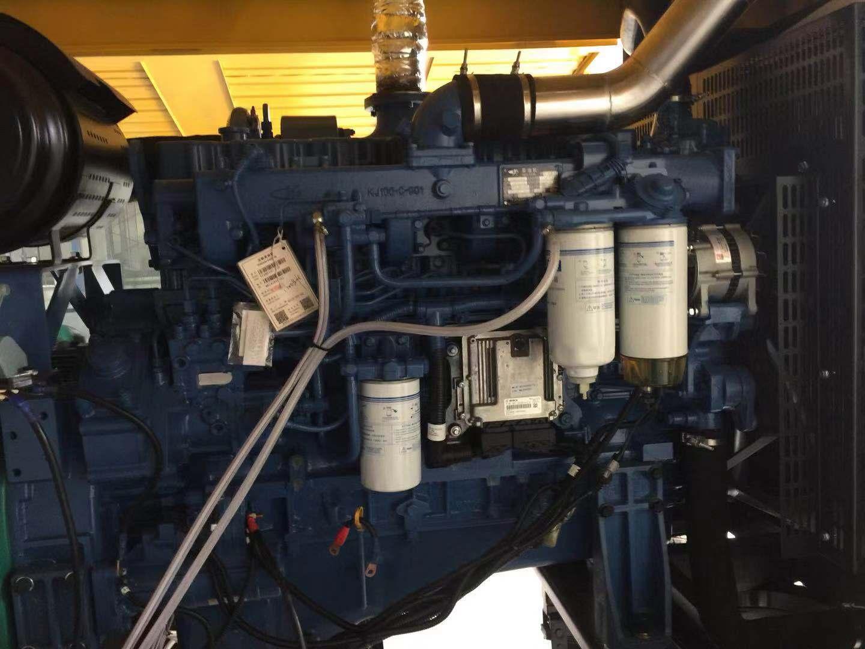 发电机组移动电站