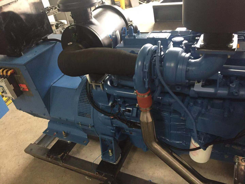 120KW柴油发电机组