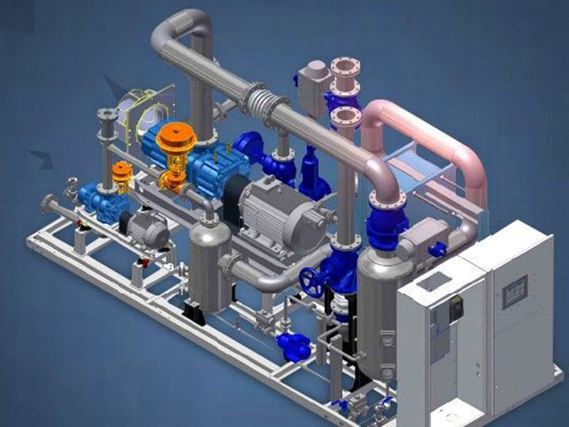 环保机械设备安装