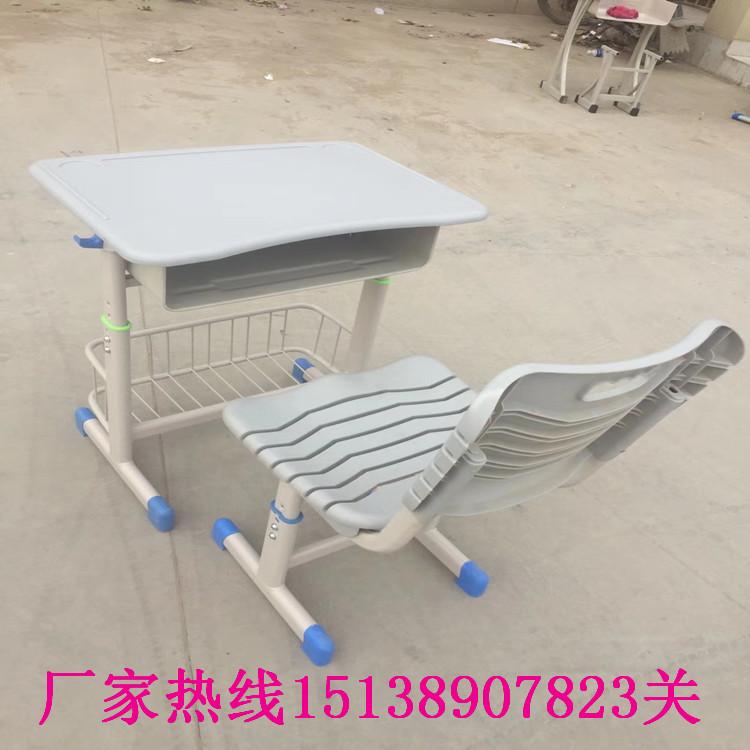 南陽雙人學生課桌椅