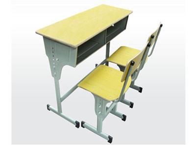 許昌雙人學生課桌椅