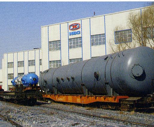 哈尔滨锅炉厂有限责任公司十一厂房