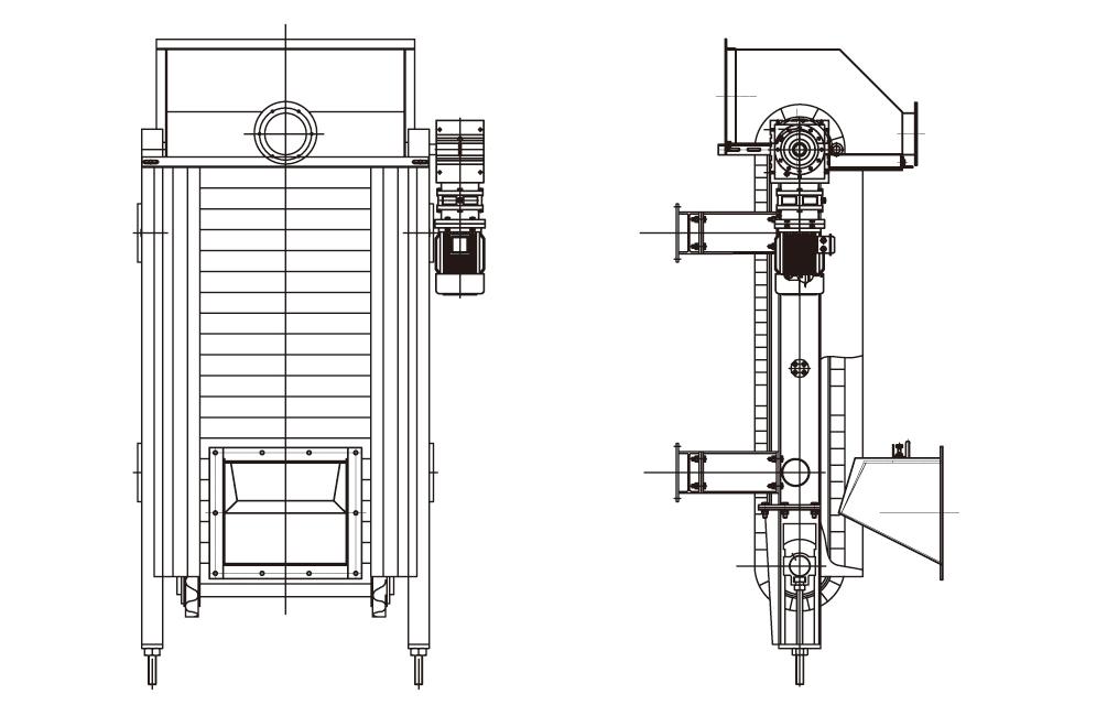 SXGC系列给料机(耐高温钢衬板环带)